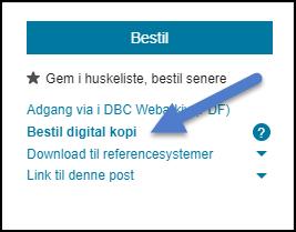 Screenshot fra bibliotek.dk