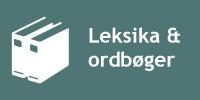 Leksika og ordbøger