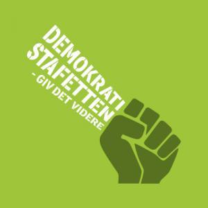 Demokrati stafetten - giv det videre