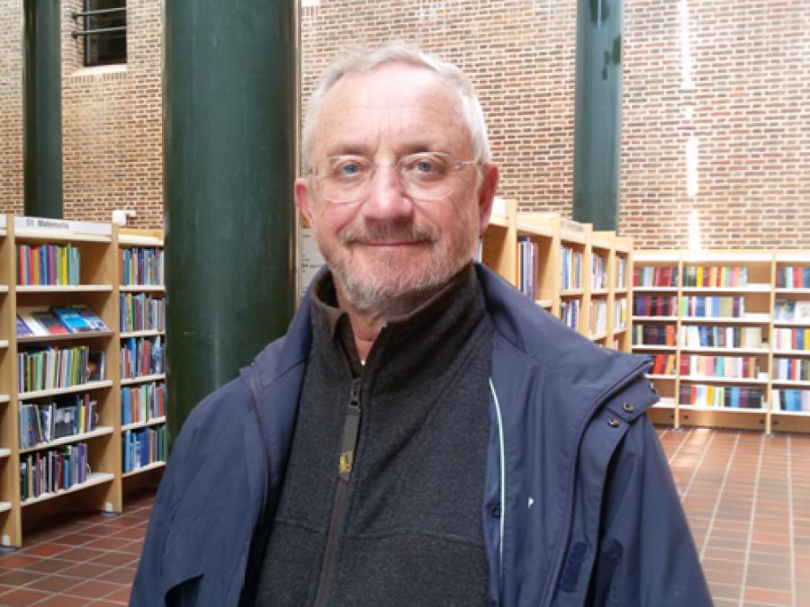 Mød knivmager Karl Anders Fynbo på Holstebro Bibliotek