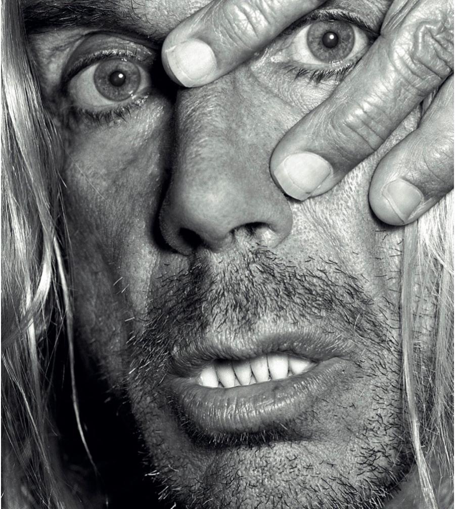 Iggy Pop – rockens overlever fortalt af forfatter Jan Poulsen på Holstebro Bibliotek