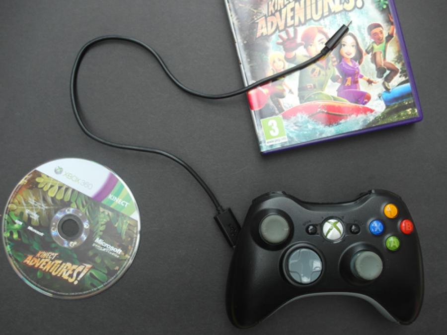 Kom og dyst i Xbox-spillet Reflex Ridge på Holstebro Bibliotek